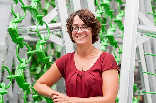 Michelle Frijlink; Controller Zonderland Constructie