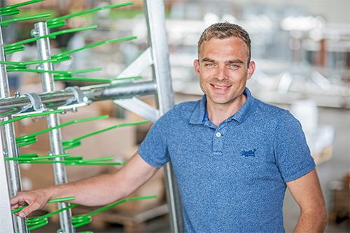 Jochem Zonderland; Directeur Zonderland Constructie; Zonderland Machinehandel