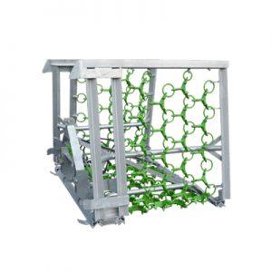 Zocon Weidesleep 5m 4rij is van hoogwaardige kwaliteit en beschikbaar met meerdere opties; Zonderland Constructie; Zonderland Machinehandel