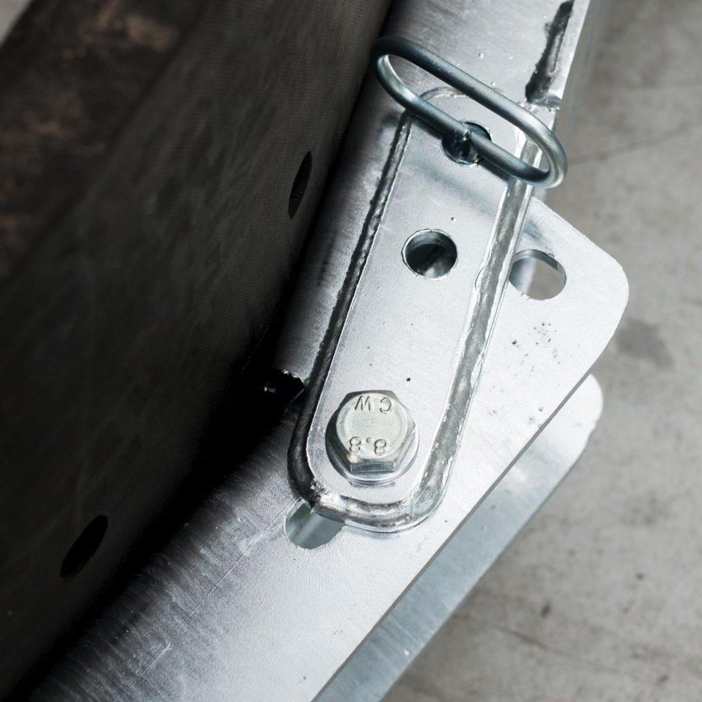 Zocon Rubberschuif meerdere modellen beschikbaar: schuifblad 190, schuifblad 270 en schuifblad 300, Zonderland Constructie B.V., Zonderland Machinehandel B.V.