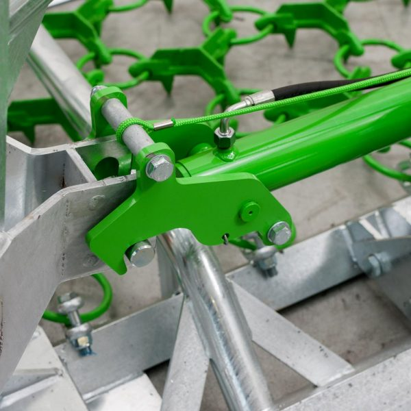 Zocon Weidesleep 5m 3rij heeft meerdere opties en is van hoogwaardige kwaliteit; Zonderland Constructie; Zonderland Machinehandel