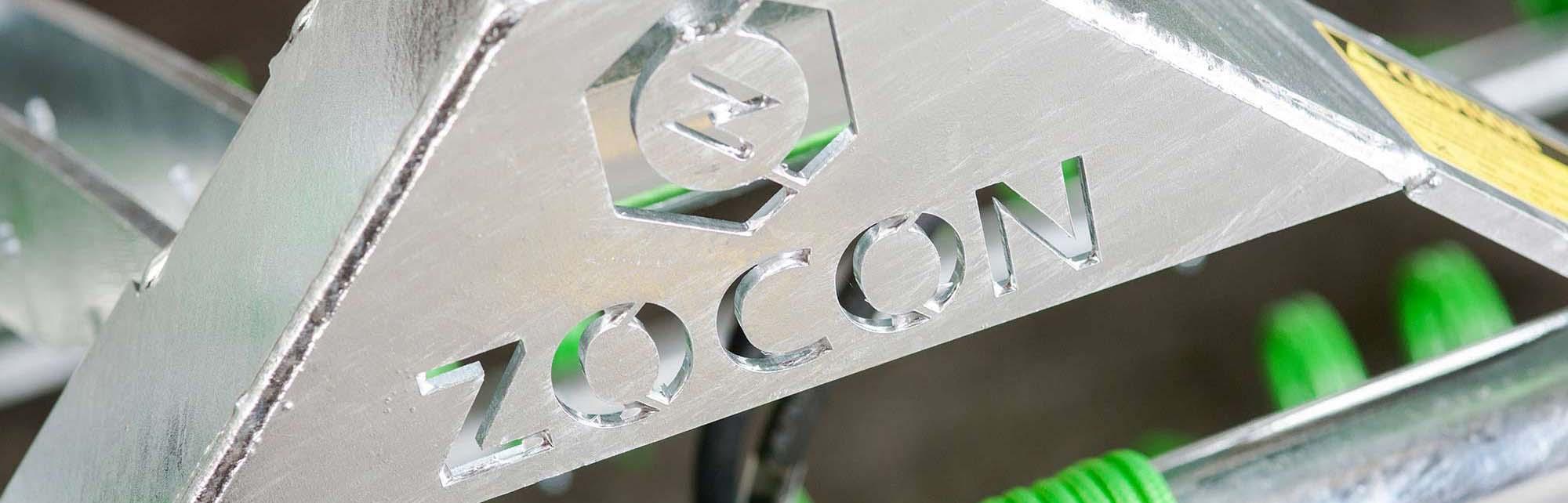 Zocon machines - landbouwmachines van Zonderland Machinehandel uit Joure