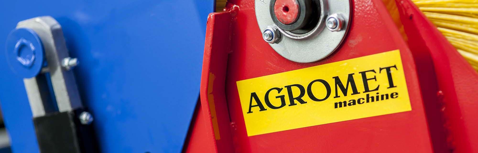 Agromet machines - landbouwmachines van Zonderland Machinehandel uit Joure